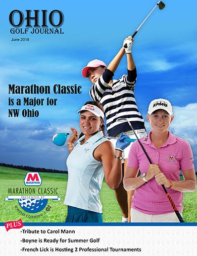 Ohio Golf Journal June 2018