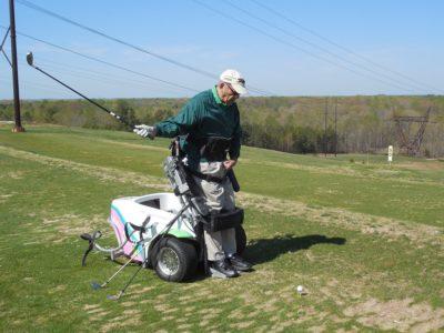 Adaptive golf