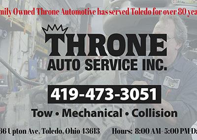 Throne automotive