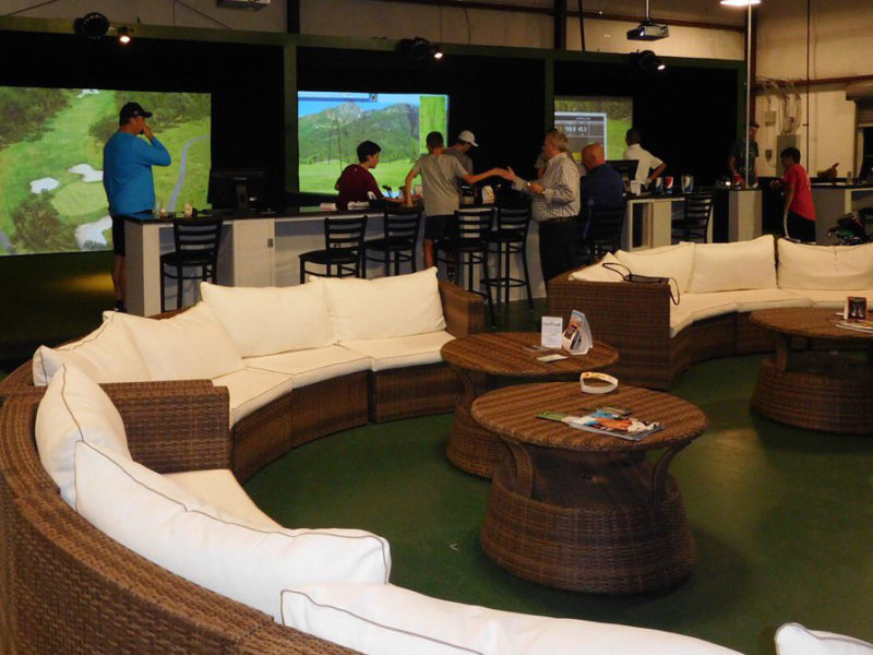 Elite Golf Lounge