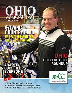 March 2018 Ohio Golf Journal